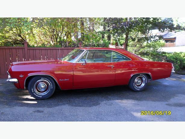 Chev Impala SS