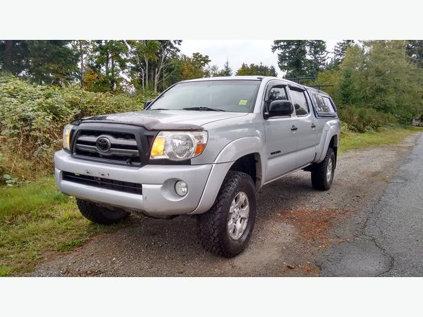 2009 Toyota Tacoma TRD **Lift, leather, canopy!**