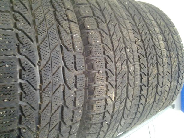 Used only 3 months -  4 Tires with Rims