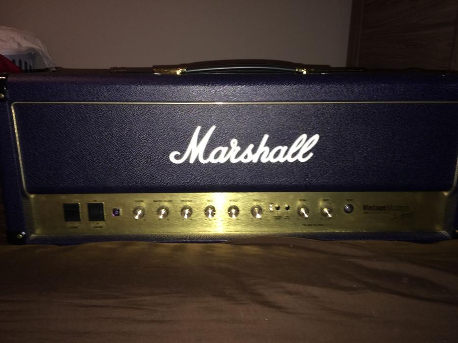 guitar amp marshall vintage modern 2466 100w north regina regina mobile. Black Bedroom Furniture Sets. Home Design Ideas