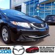 2013 HONDA CIVIC LX SEDAN 5 SPEED MANUAL REDUCED TO $11905