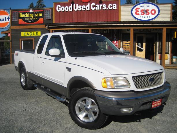 2003 Ford F-150 Lariat FX4 - Fully Loaded Extended Cab 4X4
