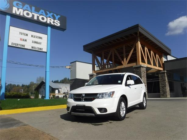 2014 Dodge Journey SXT - 7 Passenger, Roof Rack, Alloy Wheels