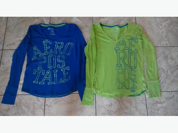 Aeropostale Long Sleeve Shirts - Size Large