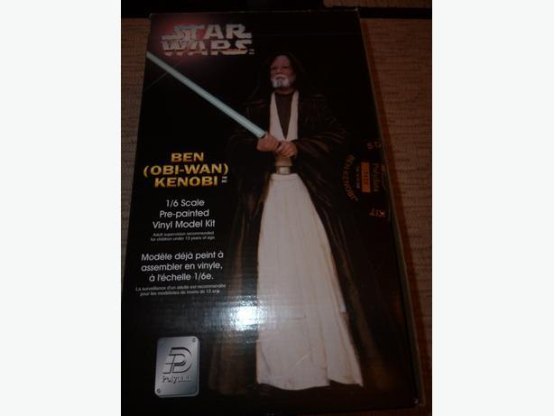 Star Wars - Ben (Obi -Wan) Kenobi 1/6 Scale Vinyl Model Kit