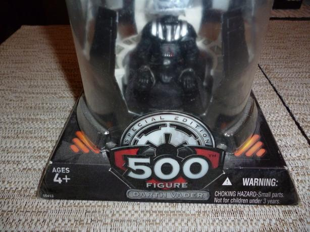 Star Wars Special Edition 500 figure Darth Vader