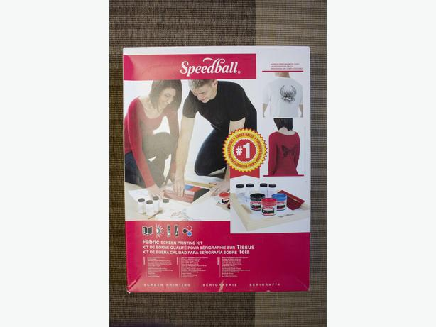 Speed Ball Screen Printing Kit