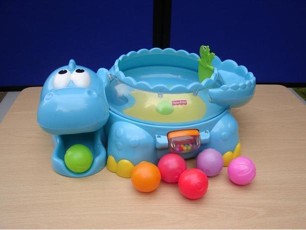 FP hippo toy