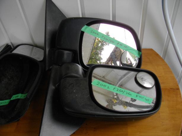 2002 F 250 / 350 mirrors