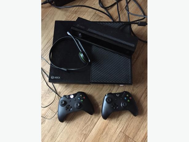 500gb xbox one with extras