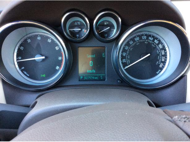 Low mileage 2013 Buick Verano