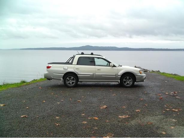 04 Subru Baja trubo AWD REDUCED TO $5900