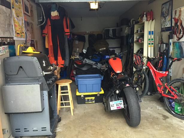 Sunday Oct 16th - Massive Garage/moving sale! 1275 Guthrie Rd