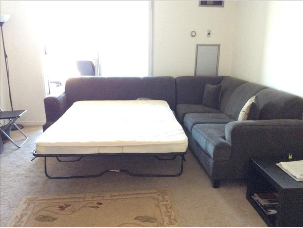 Couch,king size bed and dinning set for sale