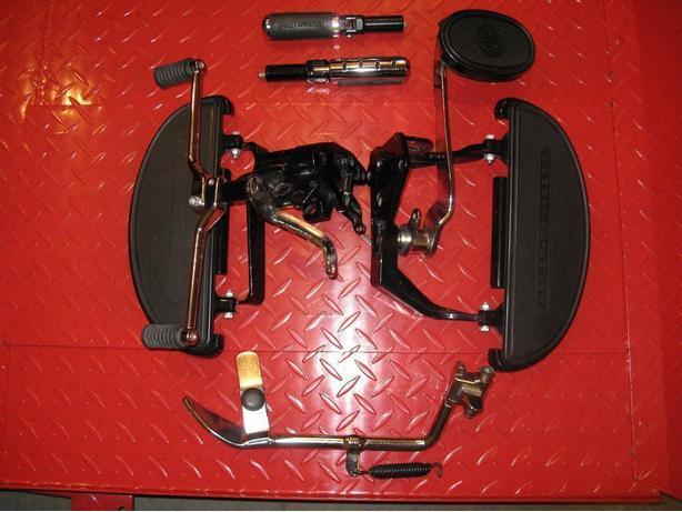 Harley Davidson Softail Parts