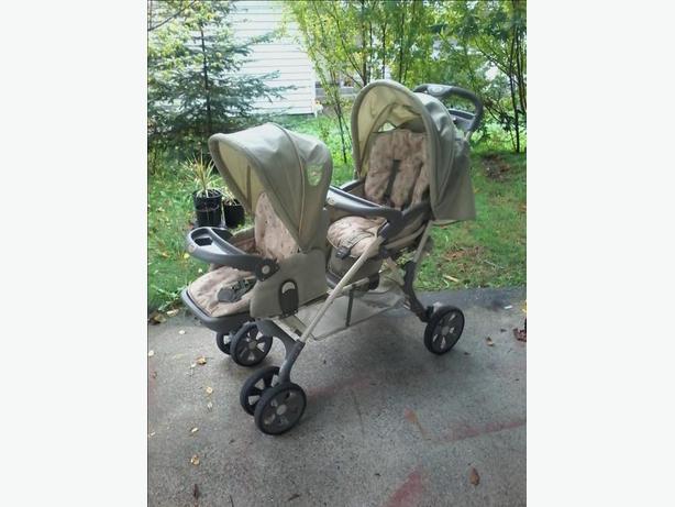 OBO   Double Stroller