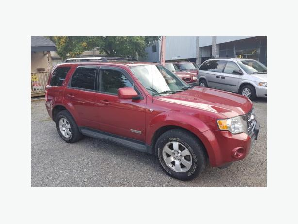 2008 Ford Escape Limited 4WD 2651 Sooke Rd