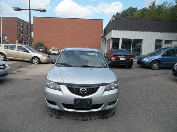 2006 Mazda 3 Sedan 150000 km safety and E test