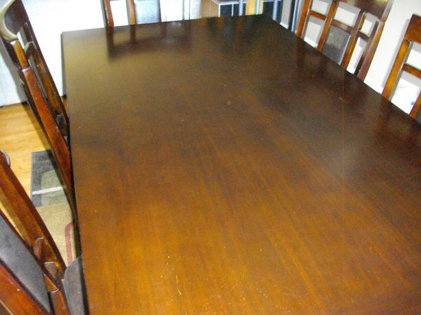 7 Pce. Dining Table Set