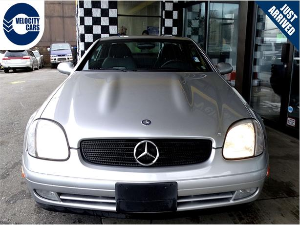1999 mercedes benz slk class slk 230 convertible 59k 39 s for 1999 mercedes benz slk 230 hardtop convertible
