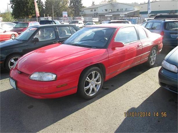 2004 Pontiac Grand AM SE sedan