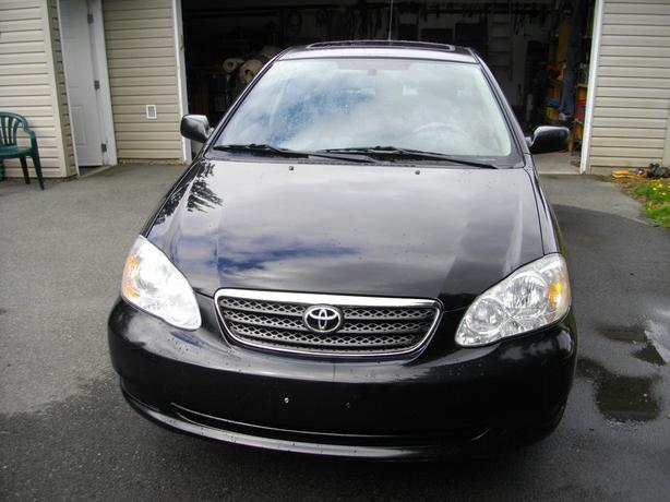 Dependable Toyota Carolla