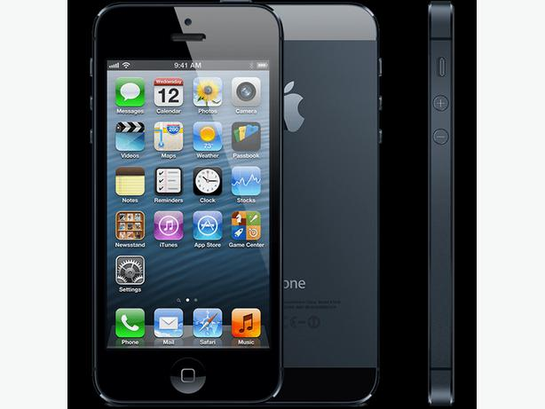 IPhone 5 32 GB with Rogers