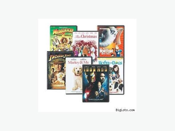 dvd/vhs combo & dvds