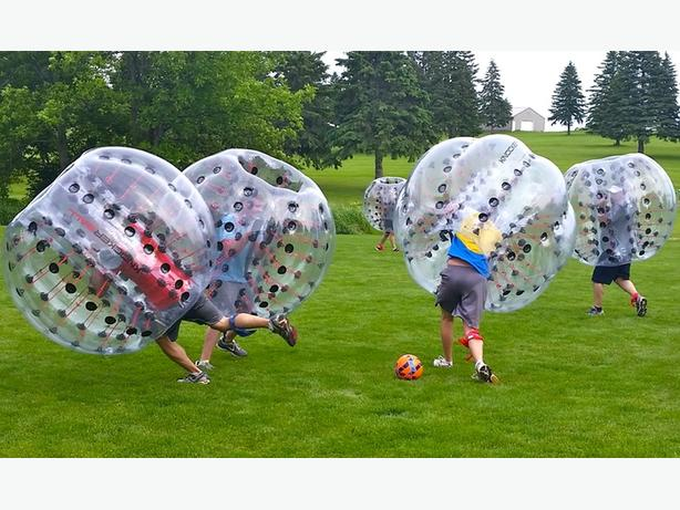 Bubble Soccer Tournament - Ottawa for Fort Mac