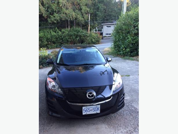 2010 Mazda 3 wtih 109000km