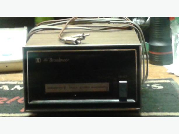 Home 8 track player
