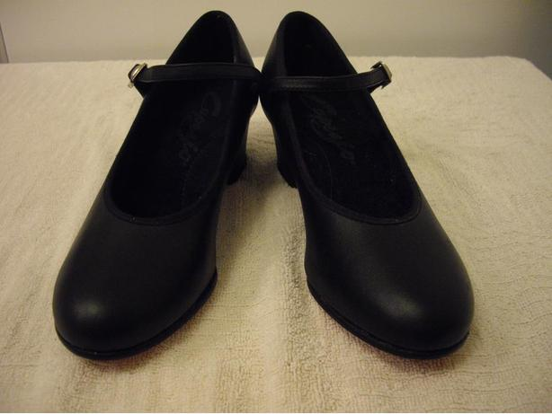 Capezio Leather Character Shoes