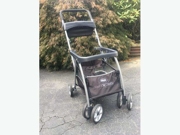 Chicco KeyFit Caddy Stroller and KeyFit30 Baby Seat