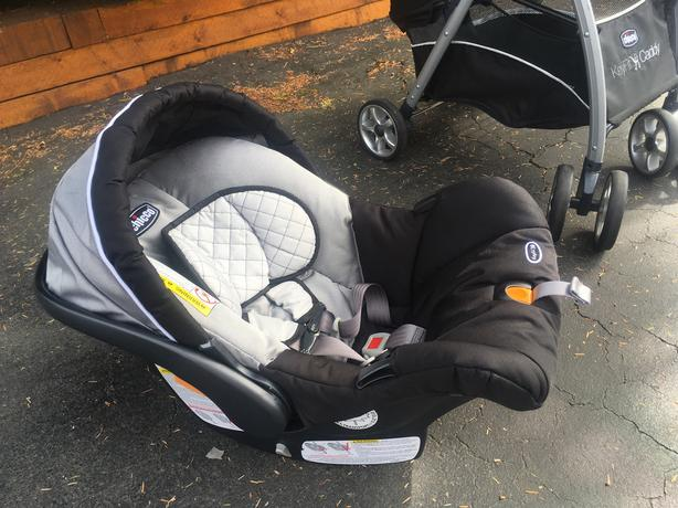 Chicco KeyFit30 Baby Seat