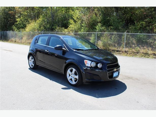 2013 Chevrolet Sonic LT 1 owner | BLUETOOTH | CRUISE CONTROL