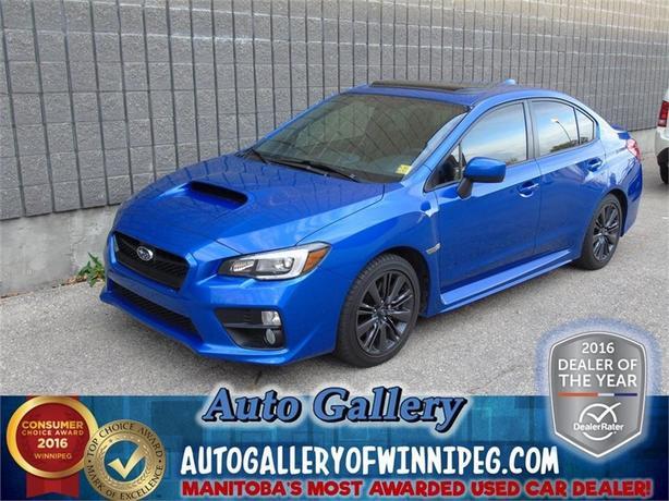 2015 Subaru WRX w/Sport Pkg*AWD