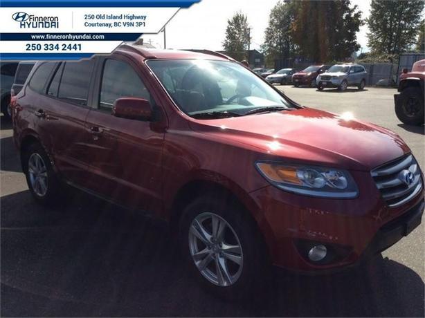 2012 Hyundai Santa Fe Premium  - one Owner - Local - Trade-in -