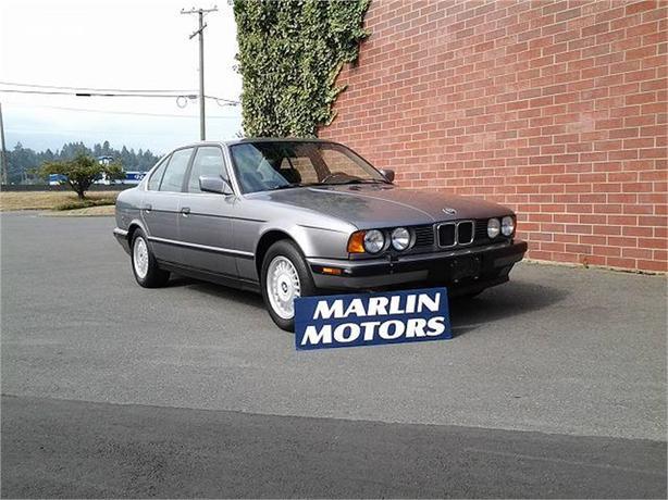 1991 BMW 525I 525i