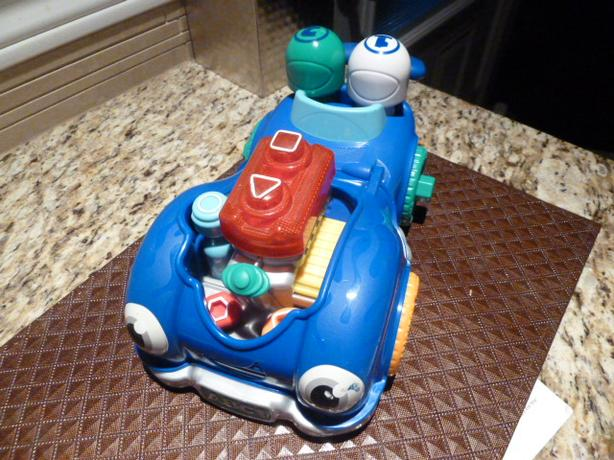 LeapFrog Racing Car-Fix And Learn Speedy-Lights and Sounds