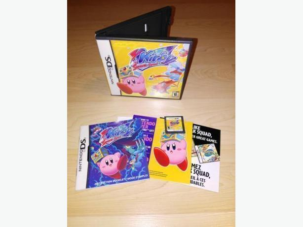 Kirby Squeak Squad For The Nintendo DS