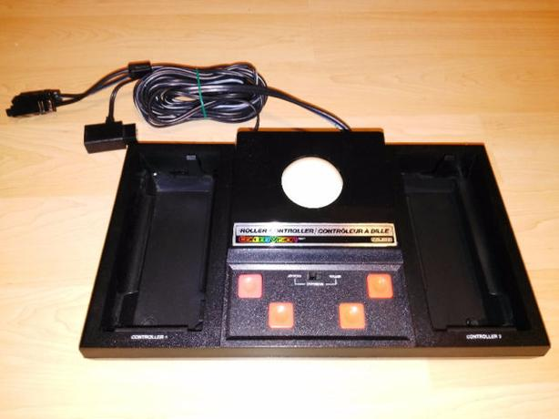 Colecovision Roller Track Ball Controller