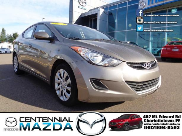 2013 Hyundai Elantra GL sedan REDUCED TO $8990