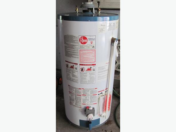 50 US Gallons Gas Water Tank