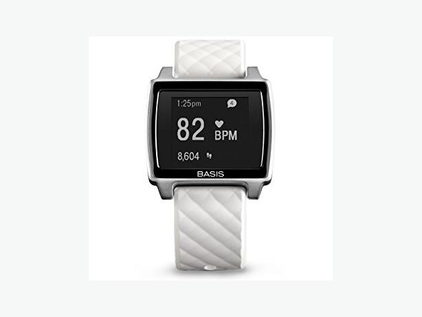 Wanted Basis Peak or Titanium Fitness Watch
