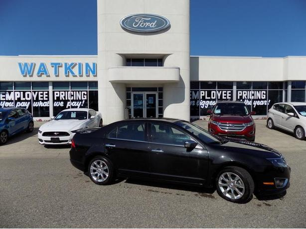 2012 Ford Fusion SEL - 6P016A