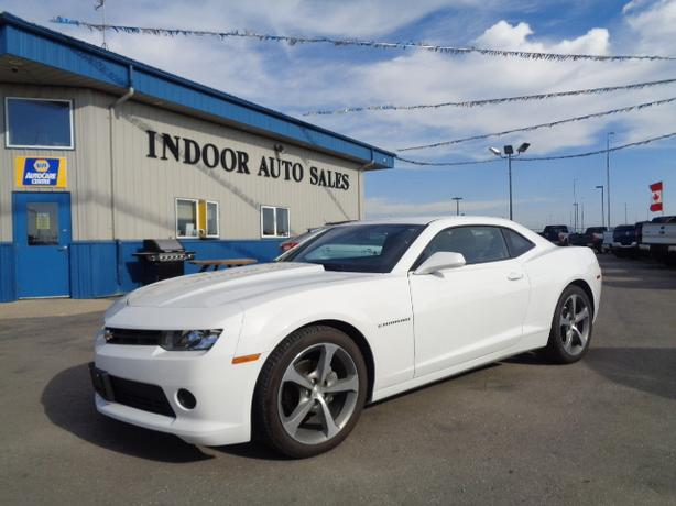 2015 Chevrolet Camaro #I5322 INDOOR AUTO SALES WINNIPEG