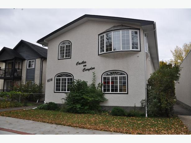 #3-606 Corydon Ave - Professionally Marketed by Judy Lindsay Team Realty