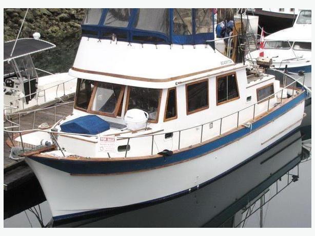 1978 Chien Hwa CHB Tri-Cabin Trawler - Mistrass II