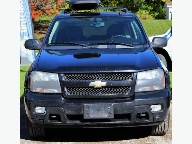 2008 Chevrolet Trailblazer Lt SUV, Crossover