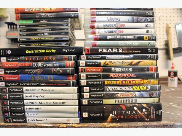 PS 2 ,PS 3 ,PS 1 Games
